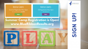 Blue Ribbon Results Academy Summer Camp