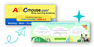 Tuition Includes ABCmouse and IXL